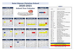 Click to View the School Calendar